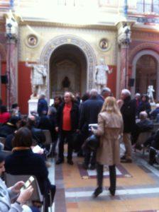 agape au grand débat culture, Paris 6, 05 mars 2019