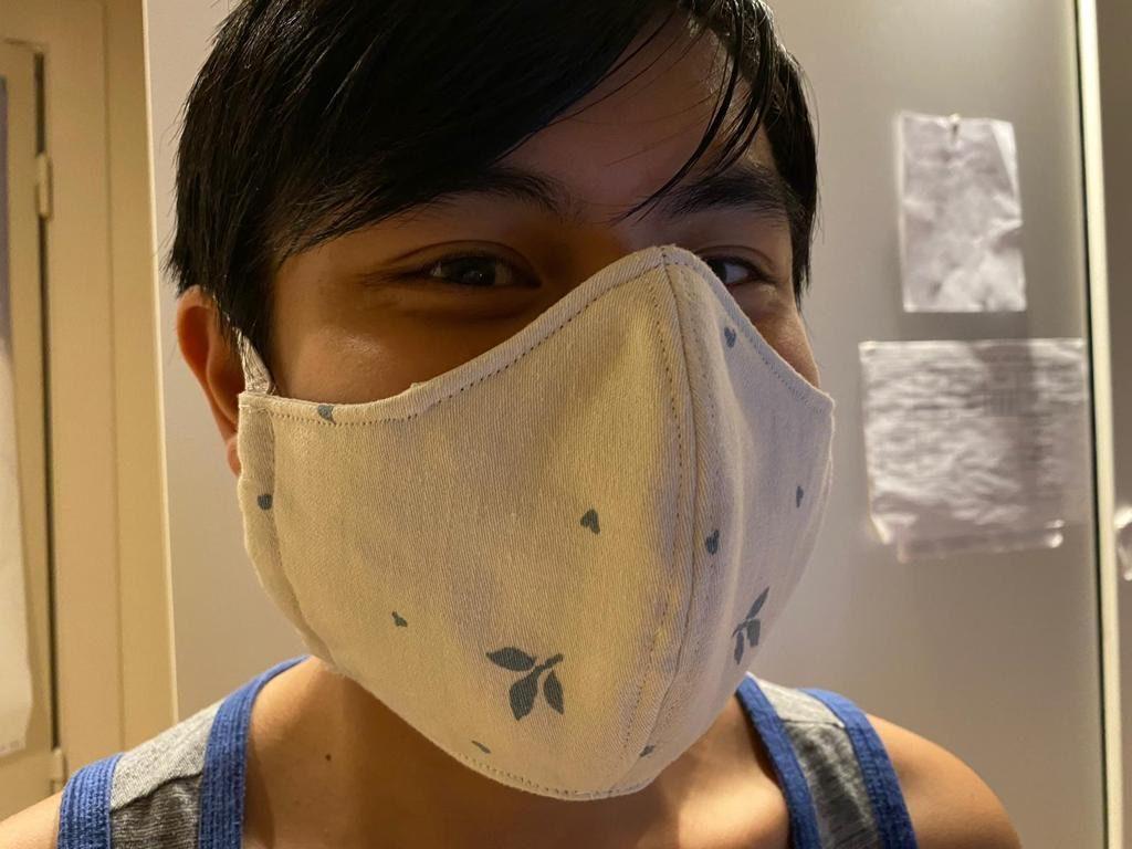 Kif ton mask : Prix spécial Famille N'Guyen